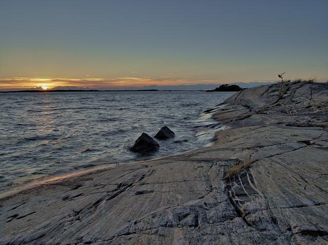 Var kan man simma i Sverige?